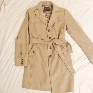 Ann Taylor trench coat (size XS)